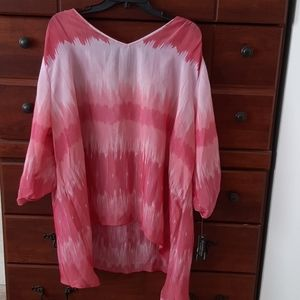 Women shirt plus size New with tag